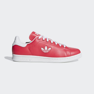 Tênis Stan Smith shock red / ftwr white / shock red G27997