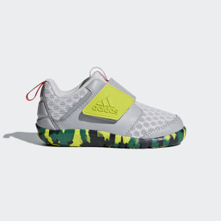 Tenis Fortaplay Cool GREY ONE F17/SEMI SOLAR YELLOW/GREY TWO F17 CP9429