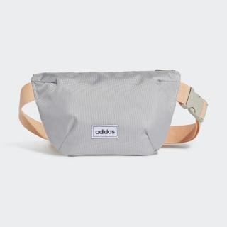 Waist Bag Grey Two / Grey Two / Glow Orange ED0252