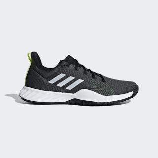 Sapatos Solar LT Core Black / Ftwr White / Hi-Res Yellow BB7236