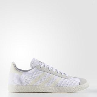adidas Gazelle Primeknit Shoes White | adidas Australia