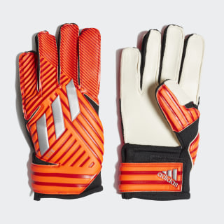Nemeziz Lite Gloves Active Red / Silver Metallic / Solar Red DY2589