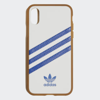 Molded Case iPhone X White / Collegiate Royal CL4859
