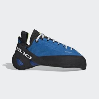 Five Ten Quantum Climbing Shoes Shock Blue / Core Black / Semi Solar Yellow BC0821