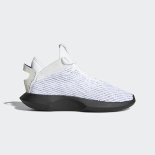 Crazy 1 ADV Shoes Cloud White / Core Black / Real Purple B37563