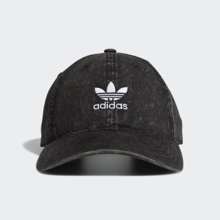 Cloud Strap-Back Hat Black CM3893