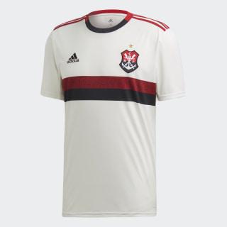 Camisa Flamengo Ii core white/core white/black EV6245