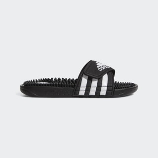 adissage Slides Black / Cloud White / Black 078285