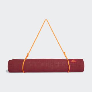 Коврик для йоги Active Maroon / Solar Orange / Solar Orange EB4032