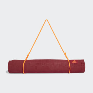 Yoga Mat Active Maroon / Solar Orange / Solar Orange EB4032