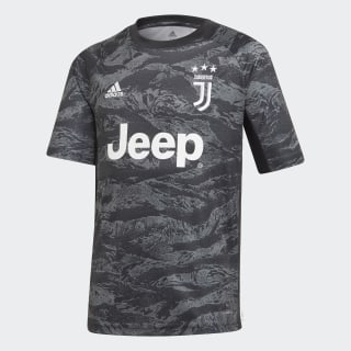 Maillot Gardien de but Juventus Black / White DW5459