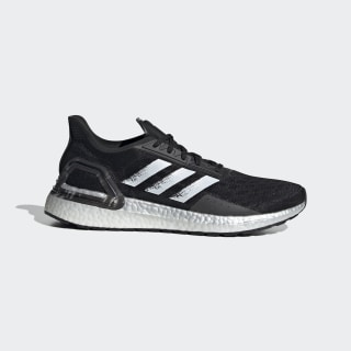 Ultraboost PB Shoes Core Black / Cloud White / Signal Coral EG0428