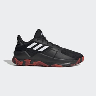 Streetflow Shoes Core Black / Cloud White / Active Red EE4284