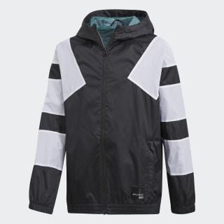 Rompevientos EQT BLACK/WHITE CF8544