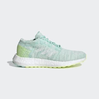 Pureboost Go Shoes clear mint / ftwr white / raw white F34009