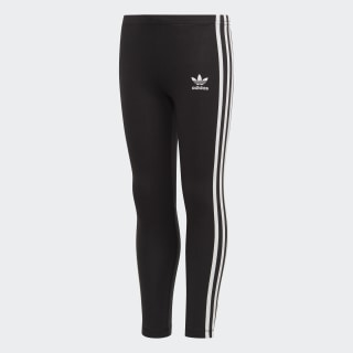 Calça Legging black/white ED7737
