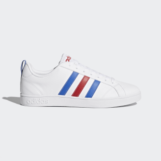 Sapatos VS Advantage White / Blue / Power Red F99255