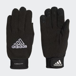 Handskar för utespelare Black / White 033905