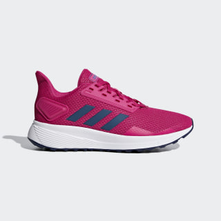 Zapatillas Duramo 9 Real Magenta / Dark Blue / Cloud White F35102