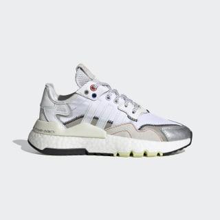 Nite Jogger Shoes Orbit Grey / Cloud White / Hi-Res Red FV4565