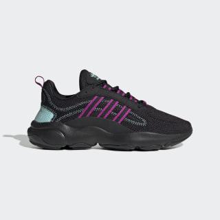 Haiwee Shoes Core Black / Vivid Pink / Clear Aqua EF4457