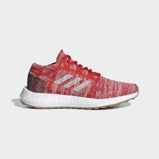 Pureboost Go Shoes Active Red / Raw White / Carbon F34006