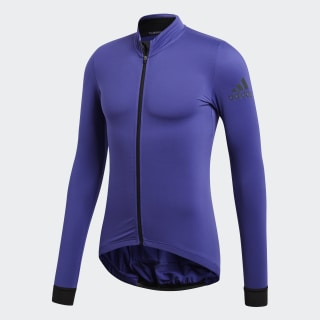 Maillot Climaheat Cycling Winter Blue / Energy Ink BR7815