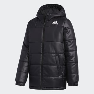 Padded Jacket Black / Black / White FK5872
