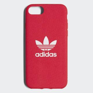 Adicolor Snap Case iPhone 8 Radiant Red / White CJ6175