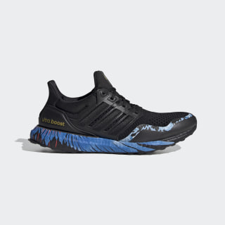 Chaussure Ultraboost DNA Core Black / Core Black / Gold Metallic FW4321