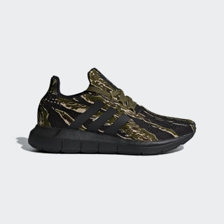 Swift Run Shoes Core Black / Core Black / Olive Cargo AQ0818