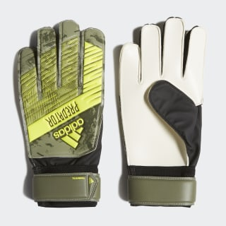 Predator Training Goalkeeper Gloves Raw Khaki / Trace Olive FJ5925