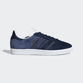 Кроссовки Gazelle collegiate navy / collegiate navy / ftwr white CG6058