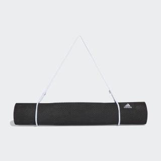 Yoga Mat Black / White / White EB4031