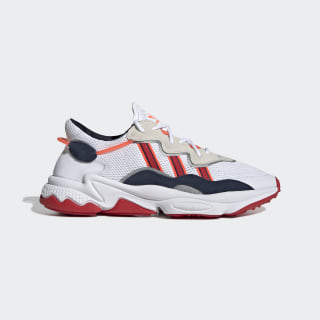 Chaussure OZWEEGO Cloud White / Collegiate Navy / Scarlet EG8127
