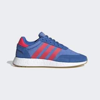 I-5923 Shoes True Blue / Shock Red / Gum BD7802