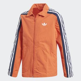 Куртка Coach raw amber / collegiate navy / white DW3857