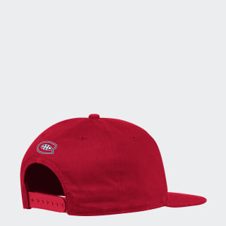 FLAT BRIM SNAP Nhl-Mca-508 / Power Red / White FH8692