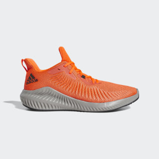 Zapatilla Alphabounce+ Solar Red / Core Black / Grey Three EG1392