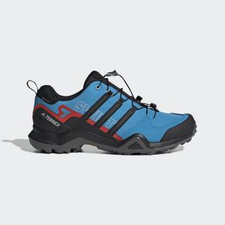 Terrex Swift R2 GTX Shoes Shock Cyan / Core Black / Active Red G28411