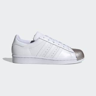 Superstar Schuh Cloud White / Cloud White / Copper Metallic FX4748
