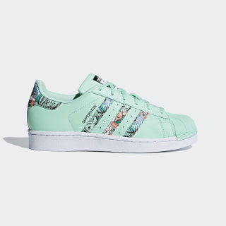Tênis Superstar CLEAR MINT/FTWR WHITE/FTWR WHITE B96260