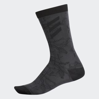 Chaussettes mi-mollet Adicross Lightweight Black / Carbon DP1631