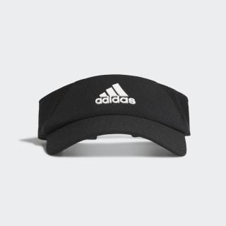 AEROREADY Vizör Şapka Black / Black / White FK0860