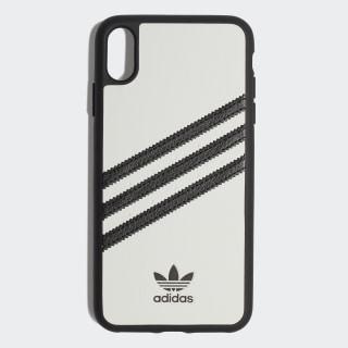 Coque moulée Case iPhone 6.5 White / Black CL2331