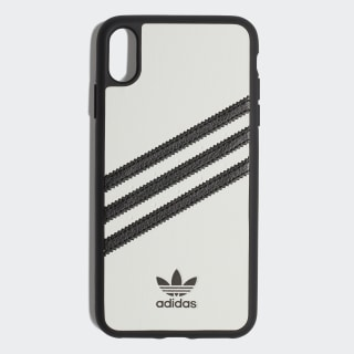 Moulded Case iPhone Xs Max 6.5-Inch White / Black CL2331
