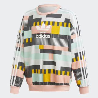 Crewneck Sweatshirt Multicolor / White ED7874