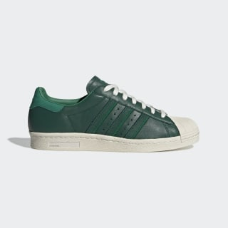 Superstar 80s Shoes Collegiate Green / Bold Green / Off White BD7368