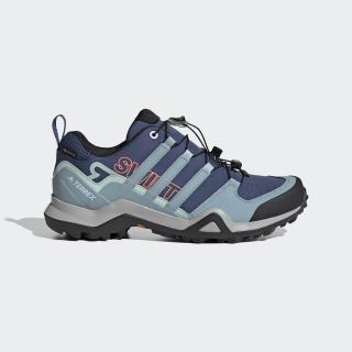 Chaussure de randonnée Terrex Swift R2 GORE-TEX Tech Indigo / Ash Grey / Green Tint EH2429