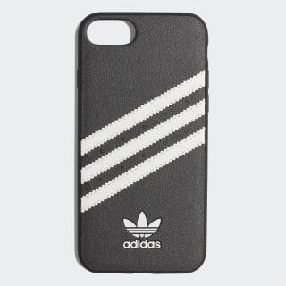 Coque moulée iPhone 8 Black / White CK6169